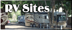 RV Sites available at Eagle RV Park and Campground Thermopolis Wyoming