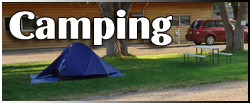 Camping and Tent Sites at Eagle RV Park and Campground Thermopolis Wyoming